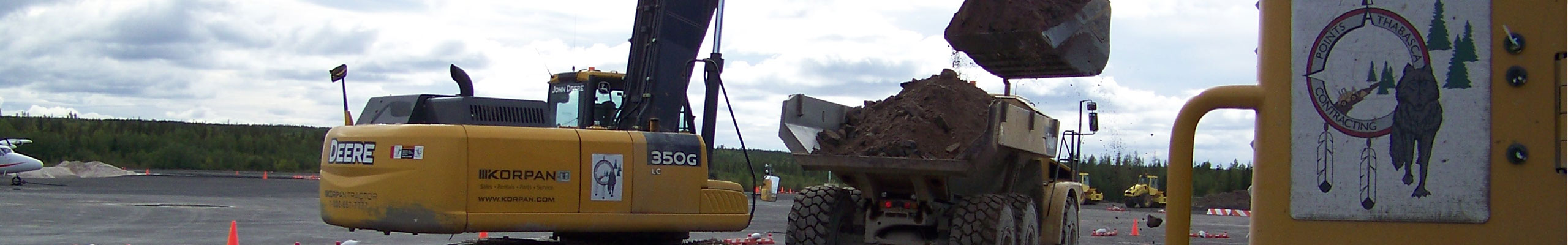 Site Services - Labour Supply, Janitorial, Maintenance   Points Athabasca Contracting